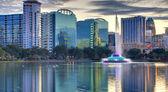 Orlando skyline — Stockfoto