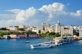 San Juan Skyline — Stock Photo