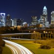 Charlotte North Carolina — Foto de stock #8843514