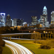 Stock Photo: Charlotte North Carolina