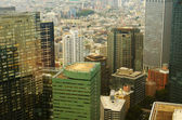 Tokyo Skyscrapers — Stock Photo