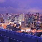 Osaka Cityscape — Stock Photo #8928215