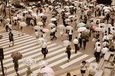 渋谷交差点 — ストック写真