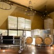 Wine Pressing Room — Stock Photo #8949680