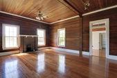 Sem mobília interior — Foto Stock