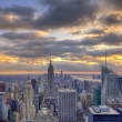 New York City Skyline — Stock Photo #9210881