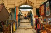 Jerusalem Alleyway — Stock Photo