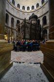 Kerk van het heilig graf — Stockfoto