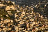 Jerusalem Village on Mount of Olives — Stock Photo