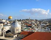 Old City of Jerusalem — Stock Photo