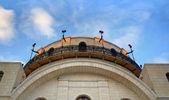 Synagogue Top — Stock Photo