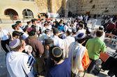 Praying Jews — Stock Photo