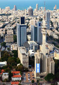 Tel Aviv Cityscape — Stock Photo