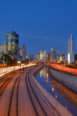 Tel Aviv Skyline — Stock Photo
