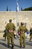 Israeli Soldiers — Stock Photo