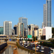 Tel Aviv Skyline — Stock Photo #9400531