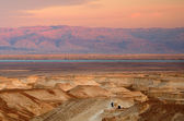 Judaean Desert — Stock Photo