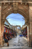 Jerusalem Christian Quarter — Stock Photo