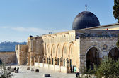 Al-Aqsa Mosque — Stock Photo