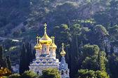抹大拉马利亚教堂 — 图库照片
