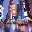 Times Square manhattan — Stockfoto #9555273
