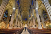 St. Patrick's Cathedral New York — Stock Photo