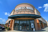 Barnes and Noble Booksellers — 图库照片