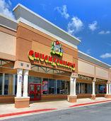 Chuck E. cheeses — Stock Photo