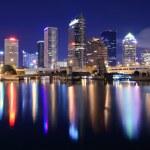 Tampa Bay Skyline — Stock Photo #9603238
