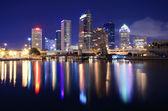 Tampa Bay Skyline — Stock Photo