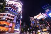 Shibuya Billboards — Stock Photo
