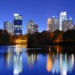 Atlanta Skyline — Stock Photo #9645838