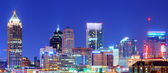 ダウンタウン アトランタ — ストック写真