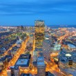 Boston Cityscape - Stock Photo