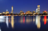 Boston Buildings — Stock Photo