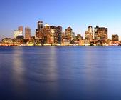 Puerto de boston — Foto de Stock