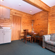 Lodge apartment interior — Stock Photo #9381940