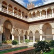 Real Alcazar of Seville — Stock Photo #9678580
