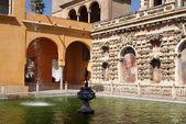 Real Alcazar of Seville — Stock Photo
