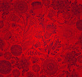 Holiday background decorated patterns — Cтоковый вектор