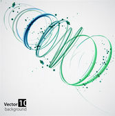 Abstract Background. Vector — Vecteur