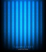 Abstract dark blue background. Vector — Stock Vector