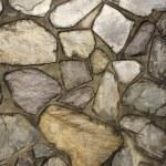 Grunge stenen muur — Stockfoto