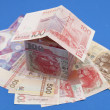 Dollars hongkong house — Stock Photo #10544979
