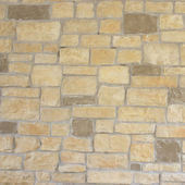 Brown stone wall — Stock Photo