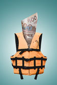 Safety dollars — Stockfoto