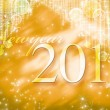 New-year 2011 — Stock Photo