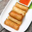 Spring rolls food — Stock Photo #10581703
