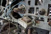 Receptor de rádio — Fotografia Stock