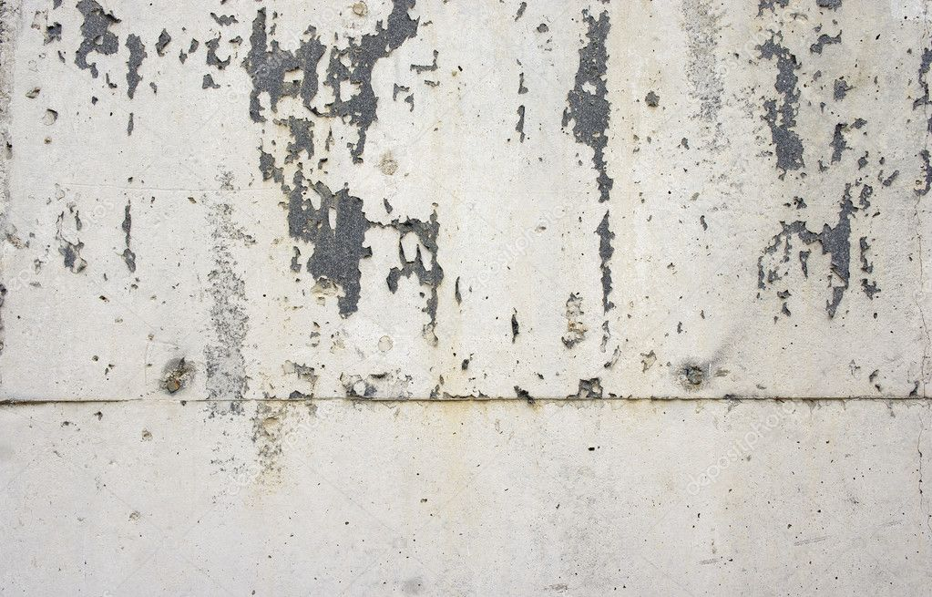 Abstract of old paint peeling wall. — Stock Photo #10582094